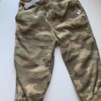 calça soft camuflada carter's 18 meses - 18 meses - Carter`s