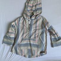 camisa carter's com capuz 18 meses - 18 meses - Carter`s
