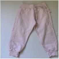 calça de moletom tamanho 3 com brilho - 3 anos - Livy