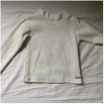 blusa de soft tamanha 2 gola alta - 2 anos - Sem marca