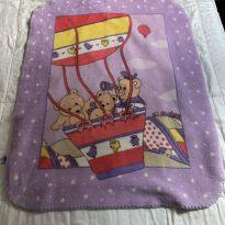 cobertor infantil medida 90 x 1,10 cm -  - jolitex