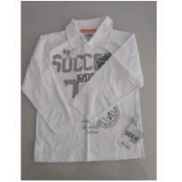 Camiseta Polo - 6 anos - Didiene