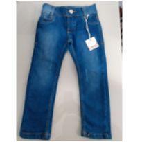 Calça Jeans NOVA - 3 anos - Yarte