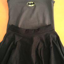 Fantasia Batgirl - 3 anos - Não informada