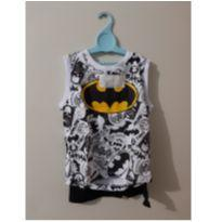 Regata Batman com capa