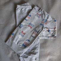 Pijama Dedeka - 2 anos - Dedeka