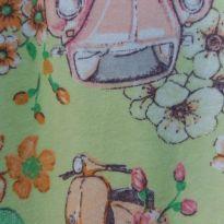 Vestido momi fusca - 4 anos - Momi