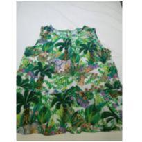 blusa batinha  colcci coqueiro - 6 anos - Colcci kids