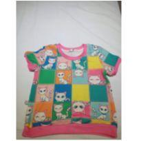 blusa gatinho mylu - 6 anos - Mylu