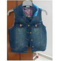 colete jeans alakazoo - 4 anos - Alakazoo!