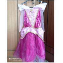 Fantasia original Aurora Disney - 6 anos - Disney