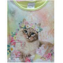 Blusa gatinho linda alakazoo - 6 anos - Alakazoo!