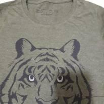 Blusa tigre - 7 anos - Zara