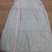 Vestido jeans - 4 anos - Kids Denim girl