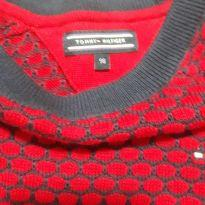 vestido de linha Tommy - 4 anos - Tommy Hilfiger