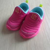 Tenis rosa - 18 - Novopé