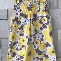 Vestido florido - 3 anos - Carter`s
