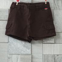 Shorts Marrom - 5 anos - Carter`s