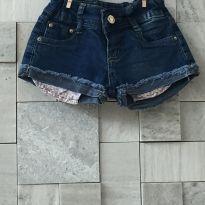 Shorts jeans - 5 anos - Akiyoshi