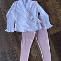 Conjuntinho de lã - 2 anos - Noruega Baby