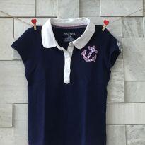 Camisa polo Nautica - 5 anos - Nautica