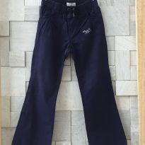 Calça sarja azul - 7 anos - OshKosh