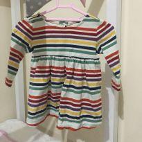 Vestido colorido GAP - 6 meses - Baby Gap