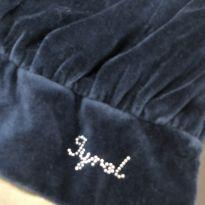 Vestido plush manga longa com babados - Tyrol - 6 anos - Tyrol