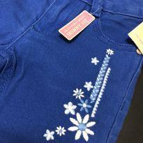 Calça sarja skinny fit - Cintura ajustável - OshKosh - 4 anos - OshKosh