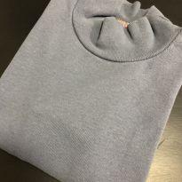 Camiseta Manga Longa lisa gola alta - Marisol - 2 anos - Marisol
