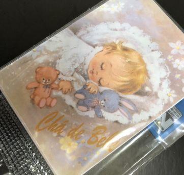 Let´s Celebrate - Baby Shower (Cha de Bebe) - Convite - Sem faixa etaria - Nacional