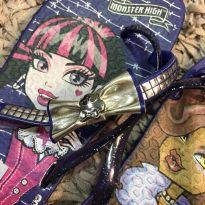 Chinelo - Conjunto de arrepiar Monster High (3 peças) - Ipanema - 27 - ipanema