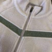 Conjunto - M/L Fleece - Casaco com abertura frontal + calça flare - Track&Field - 6 anos - Track & Field