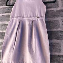 Vestido - Regata - Algodão com brilho - Marisol - 6 anos - Marisol