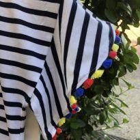Calcinha - Cotton estampa poa ELEFANTINHO - Puket - 8 anos - Puket