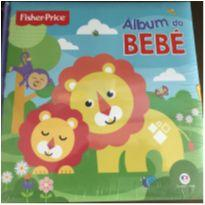 Livro - Album do Bebe - Fisher-Price -  - Ciranda Cultural