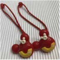Maria Chiquinha - Formato mickey mouse vermelho -  - Desconhecida