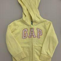Casaco Moletom GAP quentinho - 18 a 24 meses - Baby Gap