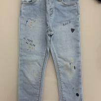 Calça Jeans Zara - 18 a 24 meses - Zara