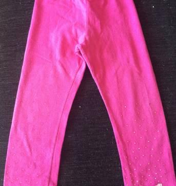 Legging Rosa Lilica Ripilica 1p - 18 a 24 meses - Lilica Ripilica