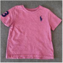 Camiseta Ralph Lauren - 2 anos - Ralph Lauren