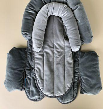 Protetor Acolchoado - Sem faixa etaria - Multikids Baby