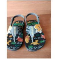 CHINELO GRENDENE KIDS DISNEY