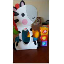 Blocos Surpresa - Zebra - Fisher-Price