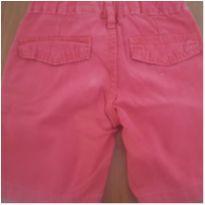 short vermelho com bolsos - 18 a 24 meses - Baby Club