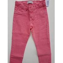 Calça rosa infantil - 6 anos - Kids Denim Girls