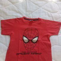 Camiseta homem aranha - 4 anos - MARVEL