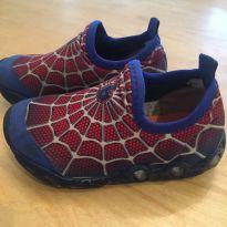 Tênis do homem aranha - 24 - Bibi
