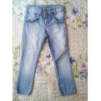 Calça jeans - 12 a 18 meses - Baby Way