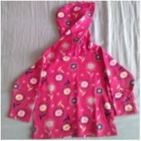 Blusa Rosa com flores dente-de-leão - 3 anos - Kyly